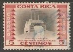 Sellos del Mundo : America : Costa_Rica : Azeites y grasas - Industrias nacionales