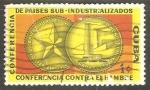 Sellos de America - Cuba -  Conferencia contra el hambre