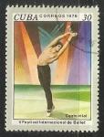 Sellos de America - Cuba -  V Festival Internacional de ballet