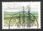 Sellos del Mundo : Europa : Finlandia : Parque nacional de Urho Kekkonen
