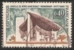Sellos de Europa - Francia -  Capilla Notre Dame du Haut