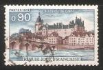 Sellos del Mundo : Europa : Francia : Castillo de Gien
