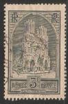 Sellos del Mundo : Europa : Francia :  Catedral de Reims