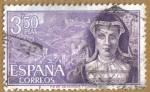 Sellos del Mundo : Europa : España : Maria Pacheco