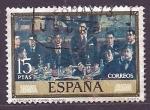 Sellos de Europa - España -  Tertulia