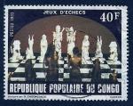 Sellos de Africa - República del Congo -    AJEDRES