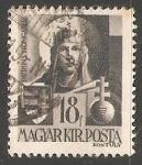Sellos de Europa - Hungría -  Virgin Mary, Patrona de Hngria