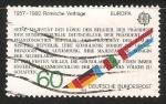 Sellos de Europa - Alemania -  Europa