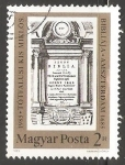 Sellos de Europa - Hungría -  300 años Tótfalusi Bible