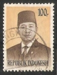 Sellos del Mundo : Asia : Indonesia : President Suharto