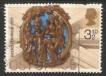 Sellos del Mundo : Europa : Reino_Unido : Adoración de los Reyes Magos