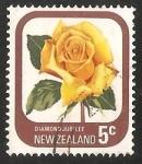 Sellos del Mundo : Oceania : Nueva_Zelanda : diamond jubilee
