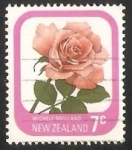Sellos del Mundo : Oceania : Nueva_Zelanda : MICHELE MEILLAND