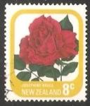 Sellos del Mundo : Oceania : Nueva_Zelanda : josephine bruce