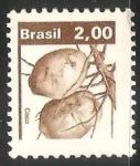 Sellos de America - Brasil -  Coco