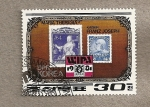 Sellos de Asia - Corea del norte -  WIPA 1981