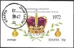 Sellos de Europa - Reino Unido -  Staffa - Corona