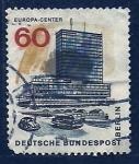 Sellos del Mundo : Europa : Alemania : EUROPA CENTRER ( Berlin)