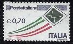 Sellos del Mundo : Europa : Italia :  Correo Italiano