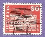 Sellos de Europa - Suiza -  INTERCAMBIO