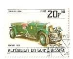 Sellos de Africa - Guinea Bissau -  Automoviles de epoca. Bentley 1928.