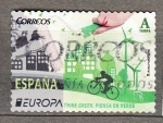 Sellos de Europa - España -  Europa Verde (834)