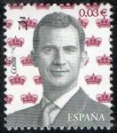 Sellos del Mundo : Europa : España : 5014.- S.M.Don Felipe VI.  -