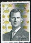 Sellos del Mundo : Europa : España : 5015 - S.M.Don Felipe VI.