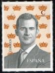 Sellos del Mundo : Europa : España : 5018 - S.M.Don Felipe VI.