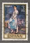 Sellos de Europa - España -  Zuloaga (966)