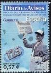 Sellos del Mundo : Europa : España : 5028- Diarios Centenarios.125 Aniversario del Diario de Avisos ( 1890-2015 ).