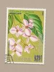 Sellos del Mundo : Africa : Guinea_Ecuatorial : Proteccion de la Naturaleza - Flora de America del Norte -Begonia Incarnata
