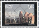 Sellos del Mundo : Europa : España : 5031 -Migración.