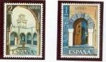 Sellos del Mundo : Europa : España : Sahara Edifil 314 y 315