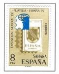 Sellos del Mundo : Europa : España : Sahara Edifil 319