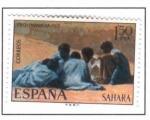 Sellos del Mundo : Europa : España : Sahara Edifil 320