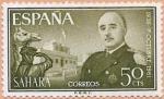 Sellos de Europa - España -  Sahara Edifil 194