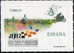 Sellos del Mundo : Europa : España : 5046 - Jerez, Capital Mundial del Motociclismo 2015-2017.