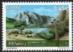 Sellos del Mundo : Europa : España : 4049- Efemérides.100 años de la Primera Ley de Parques Nacionales.