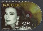 Sellos del Mundo : Europa : España : 5051 - Personajes. Rocio Jurado .