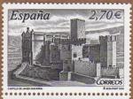 Sellos del Mundo : Europa : España : CASTILLO DE JAVIER (NAVARRA)
