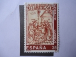 Sellos de Europa - España -  Navidad 91