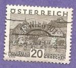 Sellos de Europa - Austria -  INTERCAMBIO