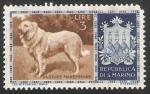 Sellos del Mundo : Europa : San_Marino : Maremma Shepdog