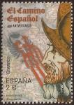 Sellos del Mundo : Europa : España : 450 aniversario apertura del Camino Español  2017  2,00€