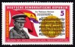 Sellos del Mundo : Europa : Alemania : BRIGADAS INTERNACIONALES-HANS KAHLE 1899-1947