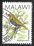 Sellos del Mundo : Africa : Malawi : Mandingoa nitidula