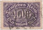 Sellos de Europa - Alemania -  Y & T Nº 190[1]