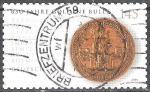 Sellos de Europa - Alemania -  650 años de oro Bull.