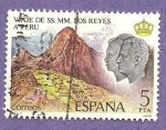 Sellos de Europa - España -  INTERCAMBIO